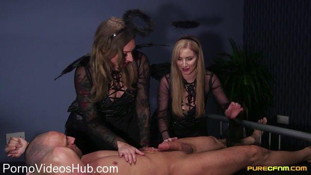 Watch Online Porn – PureCFNM presents Ava Austen, Georgie Lyall in Gates Of Hell – 30.03.2018 (MP4, FullHD, 1920×1080)