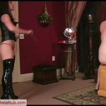 RUTHLESSVIXEN presents Mistress AIE in Trouble Now