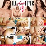 Real Anal Lovers 3 (2018/ Full Movie/ Evil Angel)