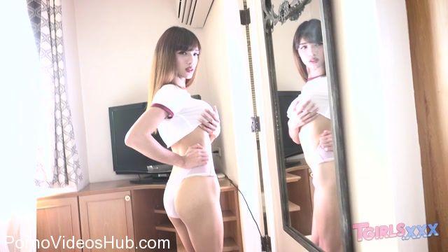 Watch Online Porn – Tgirls.xxx presents Cumshot Friday: See! – 13.04.2018 (MP4, HD, 1280×720)