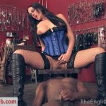 TheEnglishMansion presents Mistress Pandora in Queening My Tongue Boy