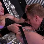 FemdomEmpire presents Katie St. Ives in Humbled Pussy Worship