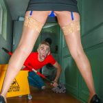 DigitalPlayground presents Amber Jayne in Hostel Situation – 09.04.2018