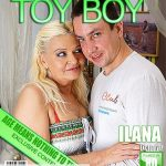 Mature.nl presents Ilana O. (55) in Kinky mature lady doing her toyboy – 09.05.2018