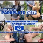 MyDirtyHobby presents Lara-CumKitten – Parkplatz Date an der A42 – Jeder darf mich benutzen – Parking Date at the A42 | Everyone is allowed to use and inject me – 04.05.2018