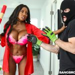 BangBros – BrownBunnies presents Diamond Jackson Protects Her Home – 18.05.2018