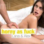 JoyMii presents Lana Seymour in Horny As Fuck – 18.05.2018