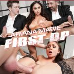 Ariana Marie: First DP Makes Her Gape – Ariana Marie, Markus Dupree, Steve Holmes (2018/ Full Movie)
