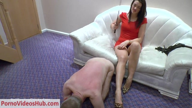 Watch Online Porn – BALLBUSTINGCHICKS presents The Hunteress in Overstepping His Bounds (MP4, FullHD, 1920×1080)