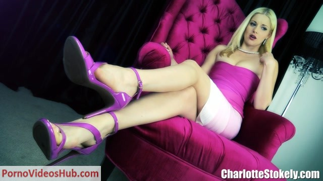 Watch Online Porn – Charlotte Stokely in Blackmailed Footboy Forever (MP4, FullHD, 1920×1080)
