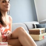 CzechSoles presents Addicted to her feet and shoes – POV