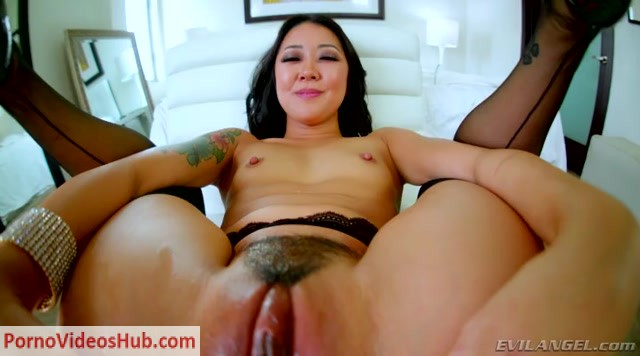 Watch Online Porn – EvilAngel presents Saya Song in Asian Sayas Spit-Soaked, Gaping Sodomy (MP4, SD, 720×400)