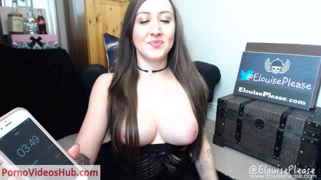 Watch Online Porn – Goddess Elouise in 10 Minute Mind Fuck Challenge (MP4, SD, 960×540)