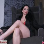HumiliationPOV presents Goddess Alexandra Snow in Sucking Shemale Cock Doesnt Make You Gay, Or Does It
