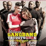 Interracial Gangbang Tryouts – Aiden Riley, Keira Croft, Nikki Hearts (Full Movie/ 2018)