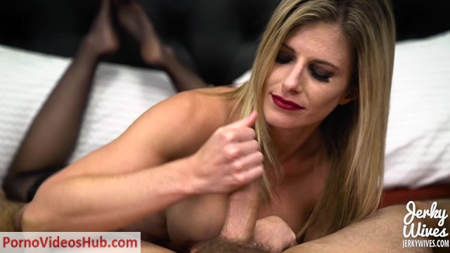 Watch Online Porn – JerkyWives presents Cory Chase in Stroking You Slowly (MP4, FullHD, 1920×1080)