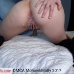 ManyVids presents Mohawk Molly in Butt Er Milk – 02.05.2018