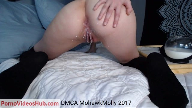 Watch Online Porn – ManyVids presents Mohawk Molly in Butt Er Milk – 02.05.2018 (MP4, HD, 1280×720)