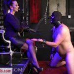 Obey Nikita in Mistress Nikita – Stocking Ciggie Piggy