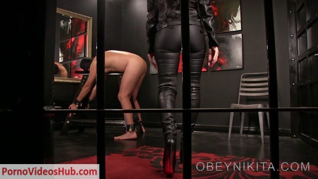 Watch Online Porn – Obey Nikita in Mistress Nikita – VFMC Punished and Fucked (MP4, FullHD, 1920×1080)