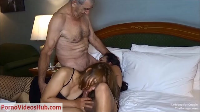 Watch Online Porn – Thaiswinger presents Ladyboy For A Couple, Cuckolding (MP4, SD, 960×540)