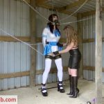 Theenglishmansion presents Mistress T in Chained Sissy Bitch Complete