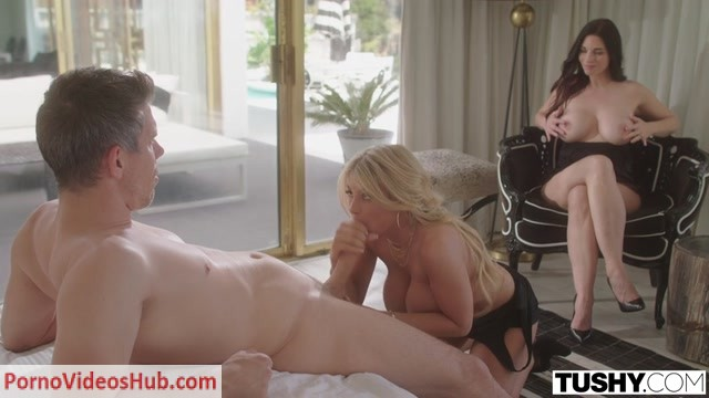 Watch Online Porn – Tushy presents Kayla Kayden, Mindi Mink in Gape For My Husband – 16.05.2018 (MP4, SD, 854×480)