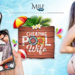 MilfVR presents Sadie Holmes in Cheating Pool Wife – 10.05.2018