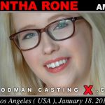 WoodmanCastingX presents Samantha Rone in Casting – 11.04.2018