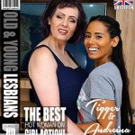 Mature.nl presents Andreina De Luxe (25), Tigger (EU) (50) in old and young lesbians Tigger and Andreina De Luxe playing with eachother – 08.06.2018