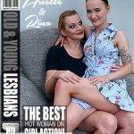 Mature.nl presents Arielle (20), Rina M. (55) in old and young lesbians Rina and Arielle playing with eachother – 16.06.2018