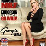 Mature.nl presents Georgie Lyall (EU) (33) in British Georgie Lyall fingering herself – 05.06.2018