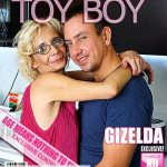 Mature.nl presents Gizelda B. (42) in Horny older lady doing her toyboy – 28.06.2018