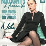 Mature.nl presents Nika (44) in naughty housewife Nika fooling around under the shower – 28.06.2018