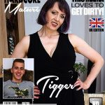 Mature.nl presents Tigger (EU) (50) in British big breasted Tigger fucking and sucking – 29.06.2018