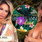 Virtualrealtrans presents transsexual goddess Bianca Hills in Brazilian paradise I – 09.06.2018