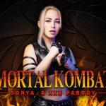 Vrcosplayx presents Selvaggia Babe in Mortal Kombat: Sonya A XXX Parody – 22.06.2018