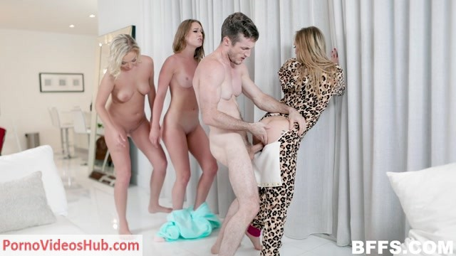 Watch Free Porno Online – BFFS presents Pussy Pranking – 09.06.2018 (MP4, FullHD, 1920×1080)