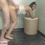 BeautyAngells in 014 Amazing Girl Fuck in Bathroom, Suck and Swallow a Load of Cum