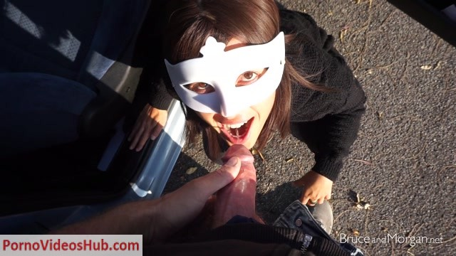 Watch Online Porn – BruceAndMorgan presents Bruce & Morgan in parking lot perversions (MP4, FullHD, 1920×1080)