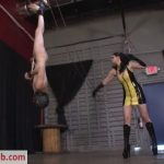 ClubDom presents Shae Fatale Whips Her Bitch