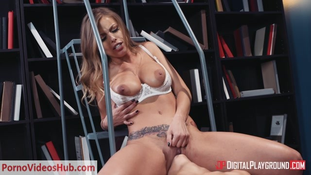 Watch Online Porn – DigitalPlayground presents Britney Amber, Evelin Stone in Licking the Librarian – 25.06.2018 (MP4, FullHD, 1920×1080)