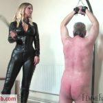 Femmefatalefilms presents Mistress Vixen in Cruel Confinement