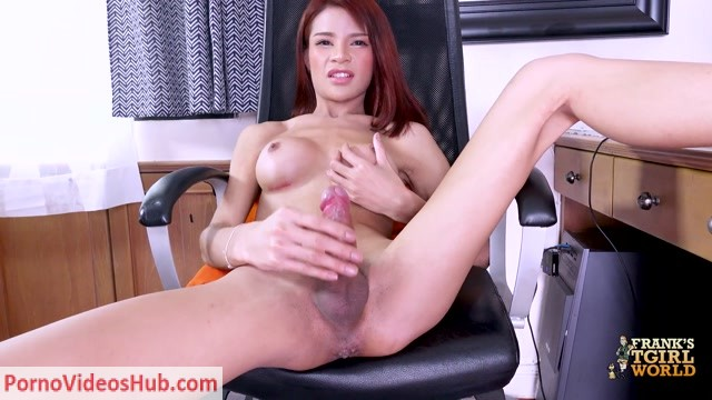 Watch Online Porn – Franks-tgirlworld presents Adorable Beauty Sindyka Cums Hard! – 14.06.2018 (MP4, FullHD, 1920×1080)