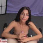 Goddess Alexa Divina in Erotic Lapdance and handjob from Serina
