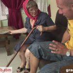 Grandmams presents Grandmas Walking Stick Is Put To Good Use
