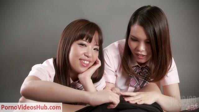 Watch Free Porno Online – HandjobJapan presents Ena Nishino and Momo Momoi double handjob (MP4, FullHD, 1920×1080)
