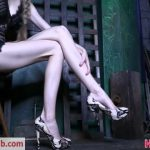 HumiliationPOV presents Goddess Kyaa in Focus On My Legs And Feel Your Loser Brain Go Mushy And Dumb