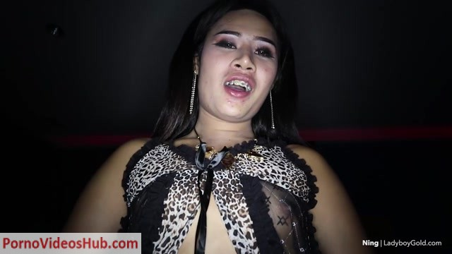 Watch Online Porn – Ladyboygold presents Nim Leopard Rimming Creampie Handjob – 22.06.2018 (MP4, HD, 1280×720)