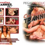 PegasProductions presents Candy XXX Hott, Danika Dreamz, Gabriel Clark & Nina in Canadian Trannies, Eh!